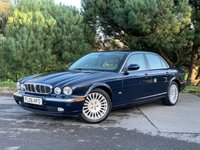 USED 2006 06 JAGUAR XJ 2.7 TDVI SOVEREIGN 4d 206 BHP PART EXCHANGE CAR TO CLEAR LOOKS GREAT DRIVES SPOT ON...BARGAIN LUXURY MOTORING...PRICED TO SELL!!!!