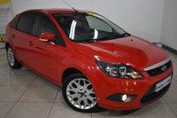 2010 FORD FOCUS 1.8 ZETEC 5d 125 BHP £2700.00