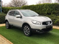 USED 2012 12 NISSAN QASHQAI 1.5 N-TEC PLUS DCI 5d 110 BHP Satellite Navigation + Bluetooth Connectivity + DAB Radio, Panoramic Glass Roof with Power Blind, Leather Multi Function Steering Wheel, Cruise Control, Heated Electric Powerfold Mirrors, Park Distance Control + 360 Cameras, 18 Inch Alloy Wheels, Digital Dual Zone Climate Control, On-board Computer, Privacy Glass