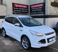 USED 2016 16 FORD KUGA TITANIUM SPORT 2.0 TDCi 150 BHP, SAT NAV, APPEARANCE PACK FRONT/REAR PARKING SENSORS WITH ACTIVE PARK ASSIST