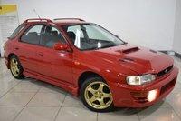 1997 SUBARU IMPREZA 2.0 WRX SPORTS WAGON 220 BHP £4995.00