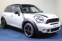 2011 MINI COUNTRYMAN 1.6 COOPER S ALL4 5d 184 BHP £7500.00
