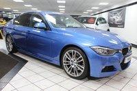 USED 2014 14 BMW 3 SERIES 3.0 335I M SPORT PLUS AUTO PRO NAV HEATED SEATS FBMWSH HK