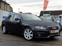 USED 2011 61 AUDI A4 2.0 TDI QUATTRO TECHNIK 4d 168 BHP AS ALWAYS ALL CARS FROM EDINBURGH CAR STORE COME WITH 1 YEARS FULL MOT ,1 FULL RAC INSPECTION SERVICE AND 6 MONTH RAC WARRANTY INCLUDING  12 MONTHS RAC BREAKDOWN RECOVERY FREE OF CHARGE!      PLEASE CALL IF YOU DONT SEE WHAT YOUR LOOKING FOR AND WE WILL CHECK OUR OTHER BRANCHES.  WE HAVE  OVER 100 CARS IN DEALER STOCK