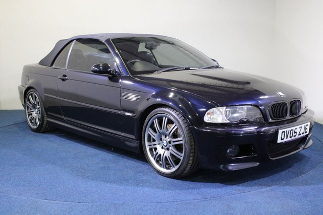 USED 2005 05 BMW M3 3.2 M3 SMG 2d 338 BHP