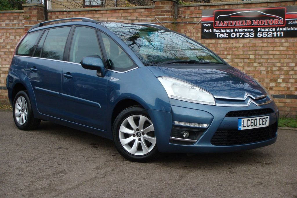 USED 2010 60 CITROEN C4 GRAND PICASSO 1.6 VTR PLUS HDI 5d [7 SEATS]