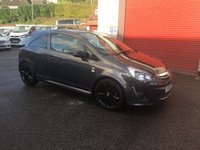 2014 VAUXHALL CORSA 1.2 LIMITED EDITION 3d 83 BHP SOLD