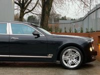 USED 2010 BENTLEY MULSANNE 6.75 4dr FULL BENTLEY SERVICE HISTORY!