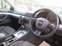 USED 2008 57 AUDI A4 2.0 TDI S LINE TDV 4d 140 BHP