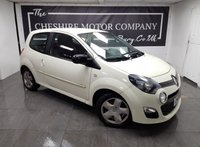 2013 RENAULT TWINGO 1.1 DYNAMIQUE 3d 75 BHP + 2 FORMER KEEPERS  £2275.00