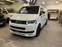 USED 2015 65 VOLKSWAGEN TRANSPORTER VW Transporter 160ps Custom Panel Van Finance arranged with HP from nil deposit.