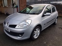 USED 2008 RENAULT CLIO 1.1 EXPRESSION 16V TURBO 5d 100 BHP