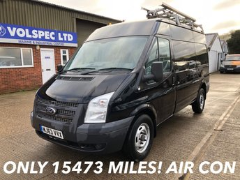 2014 FORD TRANSIT 2.2 350 100 MWB MED ROOF 100 BHP AIR CON £8000.00