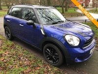 USED 2014 64 MINI COUNTRYMAN 1.6 COOPER D 5d 112 BHP