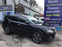 USED 2016 66 NISSAN X-TRAIL 1.6 DCI TEKNA 5d 130 BHP, only 25000 miles, One Owner, Sat Nav ***FULL LEATHER ***