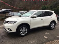 USED 2016 66 NISSAN X-TRAIL 1.6 DCI ACENTA 5d 130 BHP,One Owner, Only 20000 miles ***APPROVED DEALER FOR CAR FINANCE247 AND ZUT0  ***