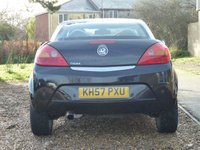 USED 2008 57 VAUXHALL TIGRA 1.4 EXCLUSIV 16V 2d 90 BHP www.suffolkcarcentre.co.uk - Located at Reydon