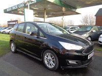 USED 2016 16 FORD C-MAX 1.6 ZETEC 5d 124 BHP SAT NAV ONE OWNER