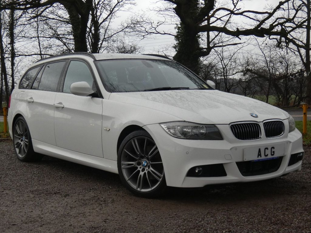 USED 2012 12 BMW 3 SERIES 2.0 320D SPORT PLUS EDITION TOURING 5d AUTO 181 BHP