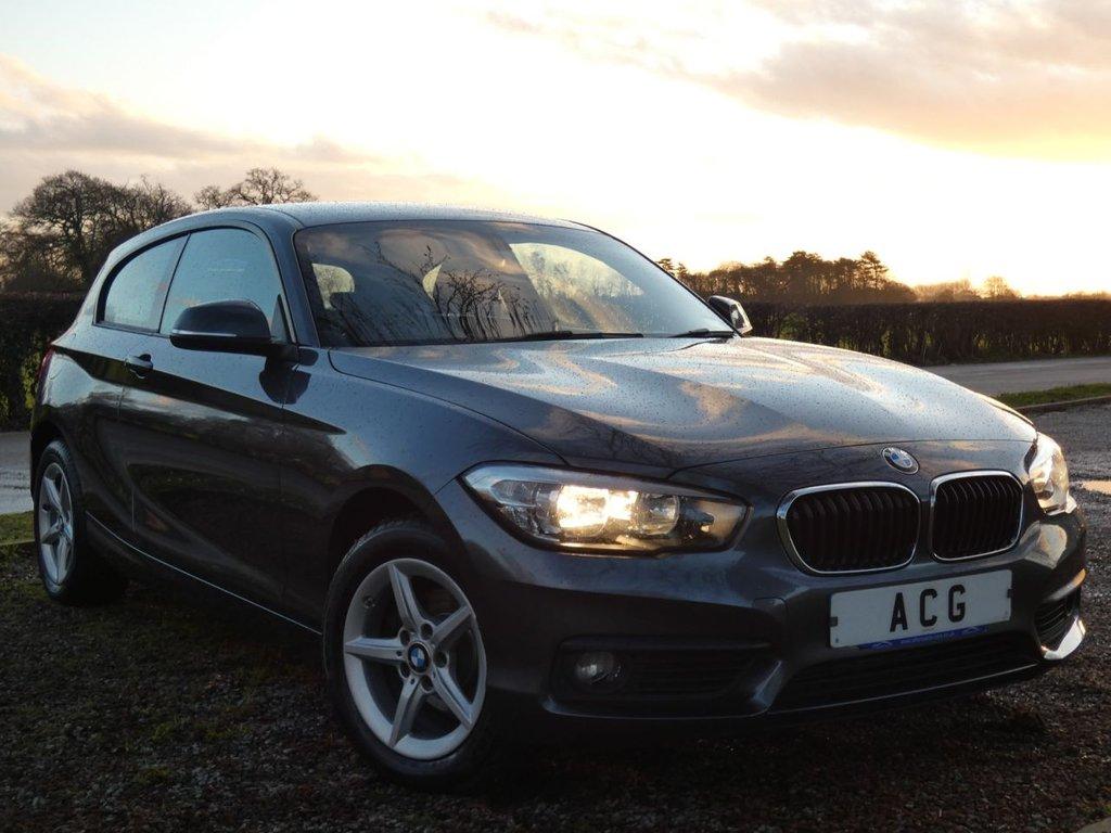 USED 2015 65 BMW 1 SERIES 2.0 118D SE 3d 147 BHP