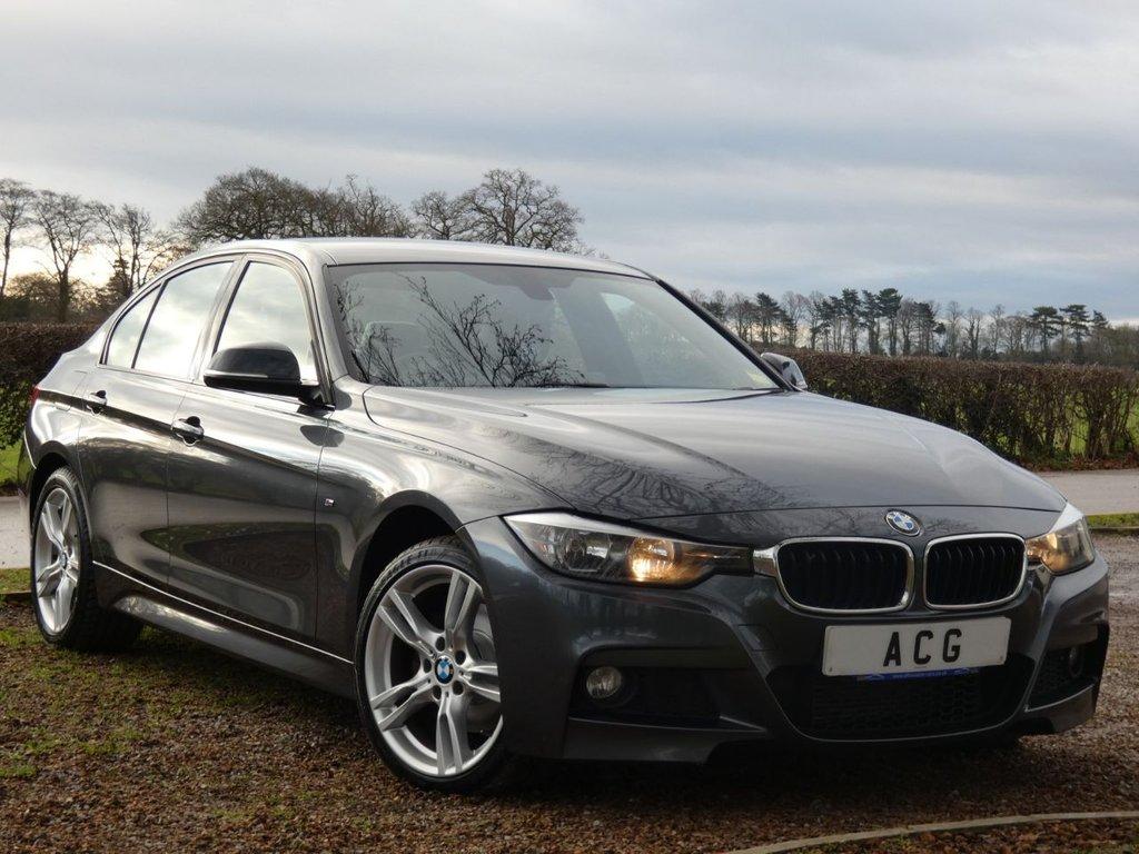 USED 2014 63 BMW 3 SERIES 2.0 320D XDRIVE M SPORT 4d AUTO 181 BHP