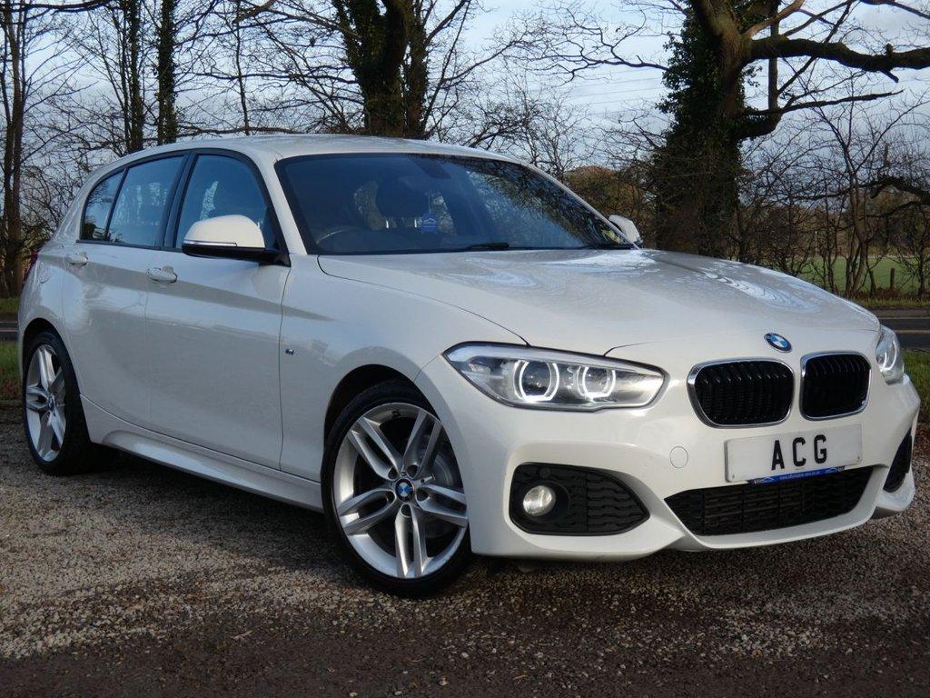 USED 2015 65 BMW 1 SERIES 2.0 120D M SPORT 5d 188 BHP
