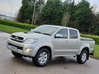 2011 TOYOTA HI-LUX 3.0 INVINCIBLE 4X4 D-4D DCB 169 BHP SOLD
