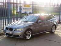 2009 BMW 3 SERIES 2.0 320D SE TOURING 5d 175 BHP £4000.00