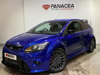2009 FORD FOCUS 2.5 RS 3d 300 BHP £16995.00