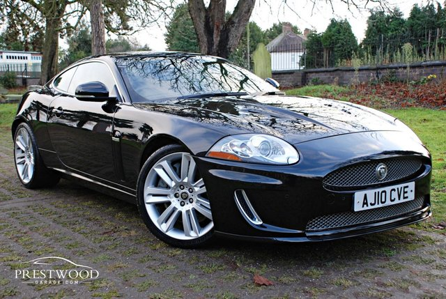 2010 10 JAGUAR XKR 5.0 V8 SUPERCHARGED [510 BHP] COUPE