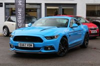 USED 2017 67 FORD MUSTANG 5.0 V8 GT 2d 410 BHP 1 OWNER FROM NEW * FULL FORD SERVICE HISTORY * BIG SPEC *