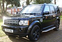 USED 2013 13 LAND ROVER DISCOVERY 4 3.0 SDV6 HSE [255 BHP] 7 SEATER