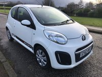 USED 2013 62 CITROEN C1 1.0 i VTR 3dr Free Tax ! Low Miles! 74 MPG !