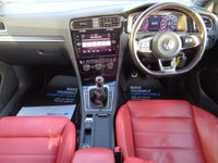 USED 2017 17 VOLKSWAGEN GOLF 2.0 TSI BlueMotion Tech GTI (s/s) 3dr Nav, Leather, Full VW History