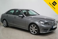 2011 MERCEDES-BENZ C CLASS 2.1 C220 CDI BLUEEFFICIENCY SPORT 4d 168 BHP £5850.00