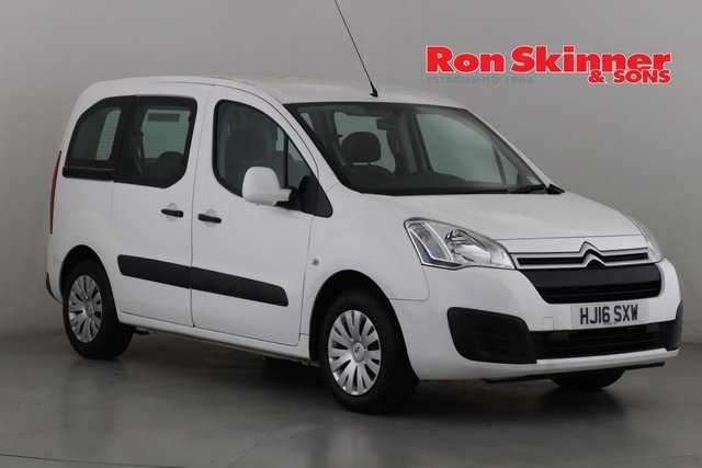 View our 2016 16 CITROEN BERLINGO MULTISPACE 1.6 BLUEHDI FEEL 5d 98 BHP