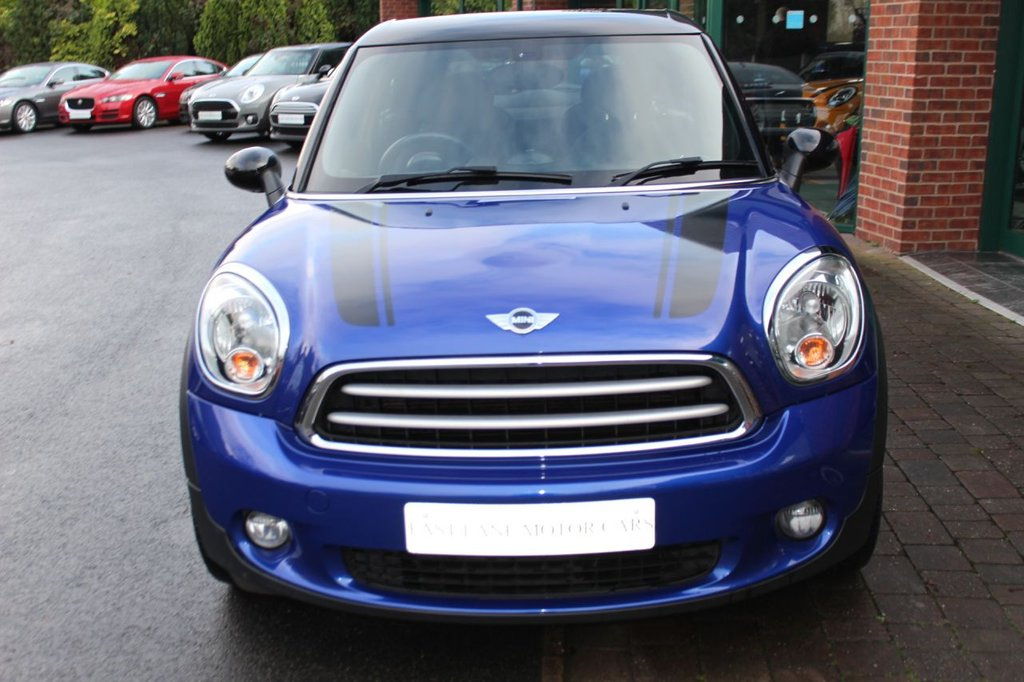 USED 2014 14 MINI COOPER 2.0 COOPER D ALL4 3 DOOR 111 BHP