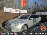 USED 2009 09 FORD MONDEO 1.8 TITANIUM TDCI 5d 124 BHP GOOD AND BAD CREDIT SPECIALISTS! APPLY TODAY!