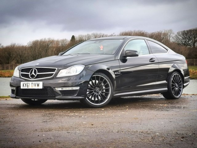 2012 61 MERCEDES-BENZ C CLASS C63 AMG EDITION 125 457 BHP <br>**** WAS £23,499 - NOW £20,999! ****