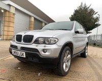 2005 BMW X5 3.0 D SPORT 5d 215 BHP £3375.00