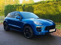 USED 2016 66 PORSCHE MACAN 3.0 D S PDK 258BHP. SPORT DESIGN PACK. 1 OWNER. FINANCE.PX 1 OWNER. SPORT DESIGN PACK. 21'' ALLOYS. FINANCE.