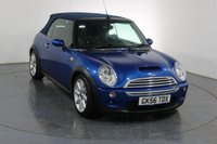 USED 2006 56 MINI CONVERTIBLE 1.6 COOPER S AUTOMATIC 2d 168 BHP 7 Stamp SERVICE HISTORY