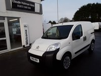 2016 CITROEN NEMO 1.3  ENTERPRISE HDI 75 BHP £5795.00
