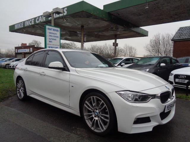 USED 2014 64 BMW 3 SERIES 2.0 320I XDRIVE M SPORT 4d 181 BHP PRO MEDIA