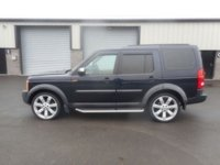 USED 2008 08 LAND ROVER DISCOVERY 2.7 3 TDV6 XS 5d 188 BHP MANUAL SAT NAV LEATHER 7 SEATER