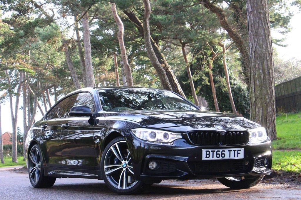 USED 2016 66 BMW 4 SERIES 440i M SPORT GRAN COUPE 326 BHP