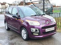 USED 2016 66 CITROEN C3 PICASSO 1.2 PURETECH EDITION PICASSO 5d 109 BHP SENSORS, AUX MEDIA CONNECT!