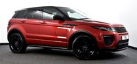 USED 2016 66 LAND ROVER RANGE ROVER EVOQUE 2.0 TD4 HSE Dynamic Lux Auto 4WD (s/s) 5dr Pan Roof, Black Pack, Cams, TV