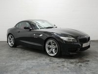 USED 2011 11 BMW Z4 3.0 Z4 SDRIVE30I M SPORT HIGHLINE EDITION 2d 254 BHP XL PRO SAT NAV + JUST SERVICED + HEATED RED LEATHER