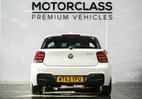 USED 2013 63 BMW 1 SERIES 2.0 116D M SPORT 5d 114 BHP